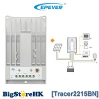 EPSOLAR TRACER MPPT 20A 2215bn SOLAR  Charge Controller Solar Tracker Controller for Renewable Energy System