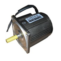 AC 220V 25W Single phase motor, Constant speed motor without gearbox. AC high speed motor,