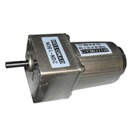 AC 220V Single phase motor, 6W Constant speed motor with gearbox. AC gear motor