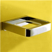 Bathroom hardware accessories whole brass cup holder wall Wash gargle cup Bathroom cups bathroom accessories