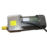 AC 220V 180W Single phase Constant speed motor with gearbox. AC gear motor,
