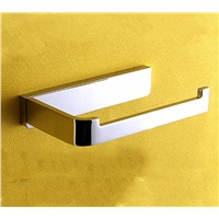 Bathroom hardware accessories whole brass paper holder wall paper hanger Bathroom paper tissue holder bathroom accessories