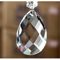 360pcs/lot 38mm  k9 crystal chandelier pendant crystal chandelier prism drop glass crystal lamp chandelier parts