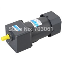 180W AC timing motor AC speed control gear motor  AC gear motor ratio 60:1