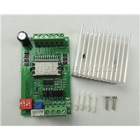 CNC Router 4 Axis Kit,mach3 TB6600 3 Axis 0-4.5A Stepper Motor Driver Controller kit + one 5 axis breakout board