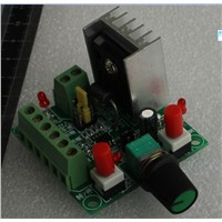 Stepper motor simple controller pulse pwm controller