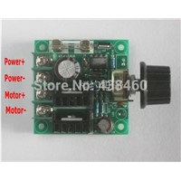 Stepless, PWM DC motors, pumps, governor 9 v to 50 v, 10 A