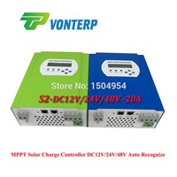 MPPT 20A 48V PV panel regulator,mppt Solar charge controller, 48V 20A Solar charge controller with RS232 LAN DC load control