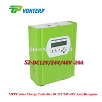 MPPT battery charger controller RS232 LAN mppt solar charge controller  Sealed Lead Acid, Vented, Gel, NiCd battery