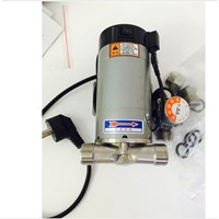 Booster Pump 15WZ-10, Homebrew,Heating Resisting 100 Celsius Degree, Stainless Head Auto Control 220V Europe Plug