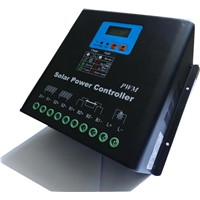 Dual input 150A 12V 24V PWM Solar Charge Controller,Battery charger controller for solar system
