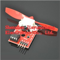 New L9110 Fan Motor Module with Fan Propeller for Firefighting Robot