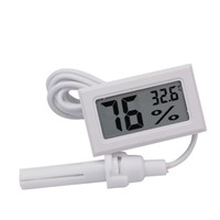 NEW LCD Digital Thermometer Humidity Hygrometer temperature sensor Temp Gauge Temperature Meter