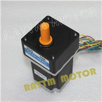 Gear motor 1:5 Ratio Nema23 stepper motor 850oz.in 3.0A for CNC Router Engraving machine