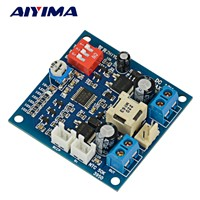 Aiyima DC 12V PWM PC CPU Fan Temperature Control Speed Controller Max 5A Speed Alarm