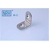 NRH7907C-25 SUS 304 stainless steel furniture bracket partition bathroom door bracket price high quality horizontal bracket