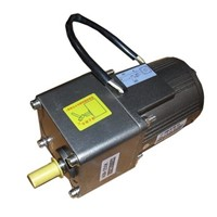 AC 380V 40W three phase motor, AC motor with gearbox. AC gear motor,