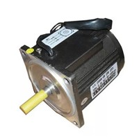 AC 380V 25W Three phase motor, AC motor without gearbox. AC high speed motor,