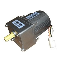 AC 380V 25W Three phase motor, AC motor with gearbox. AC gear motor,