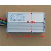 500W DC48V 12 MOFSET brushless controller, BLDC motor controller / E-bike / E-scooter / electric bicycle speed controller