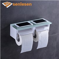 Wholesale And Retail Classic Bathroom Paper Holder Bathroom Accessories Tissue Box Holder