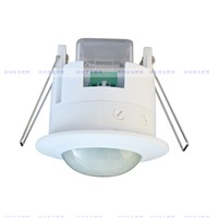 Embedded ceiling human body induction switch Intelligent household induction light-operated switch intelligent household switch
