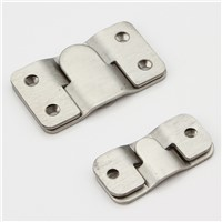1 Pair 54mm/43mm furniture connecting piece hanging buckle iron bed hanging hook buckle iron mirror frame insert fittings