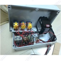 AC 220V 6W 15W 25W 40W 60W 90W 120W 200W AC motor auto controller, stroke limited