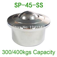 SP-45-SS Full corrosion-resistance stainless steel Heavy Ball transfer unit