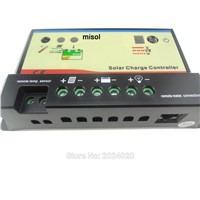 20A 12/24V Solar Regulator, solar charge controller, pwm, battery charging