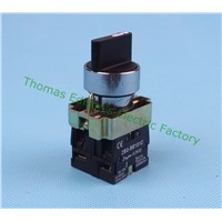 XB2 BD33 xb2-bd33 3 position 2NO selector pushbutton switch push button switch ,