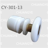 copper sliding shower door roller