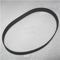89MXL Timing Belt Cogged PU Rubber Geared Belt for Stepper Motor
