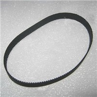 120MXL Timing Belt Cogged PU Rubber Geared Belt for Stepper Motor