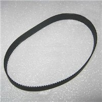 100MXL Timing Belt Cogged PU Rubber Geared Belt for Stepper Motor