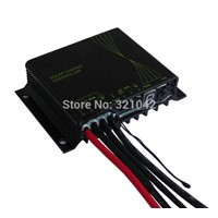 Waterproof IP658 half-power multi-period dimming streetlights 12V24V automatic identification 20A solar controller