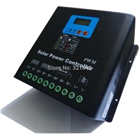50A 48V PWM Solar Charge Controller, with LCD display battery voltage