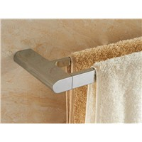 Bathroom Accessories Stainless Steel  Double  towel bars (length:55cm)