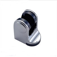 Wall Mounted Chrome Plated ABS Shower Holder Wall Mounted hand shower holder bracket