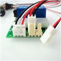 PWM DC Motor Speed Controller 6V12V24V Switch Electric Push Rod Motor Controller Button