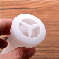 Deodorization Smell Proof Drains Pop Up Bathroom Floor Drain Silicone Sink Strainer Shower Channel Drain Odor Stopper Kitchen