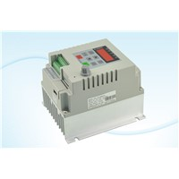 1.5kw 2HP VFD frequency inverter 1phase 220VAC input 1phase 0-220V output 8A 20-50hz for Fan pump monophase motor