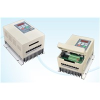 3.7kw 5HP VFD frequency inverter 1phase 220VAC input 1phase 0-220V output 16A 20-50hz for Fan pump monophase motor
