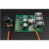 PWM DC Motor Speed Regulator with data display instrument and  tachometer 6V 9V 12V 24V 26V 48V  Motor Speed Control