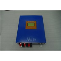 LCD display 60A MPPT solar charger controller solar system 12v/24v automatic recognition