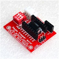 A4988/DRV8825 3D Printer Stepper Motor Driver Control Extension Shield Boards