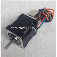4-lead Nema 23 Stepper Motor nema 23step motor with brake  CNC Laser and 3D printer