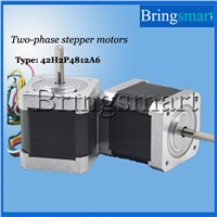 Bringsmart 42 Stepper Motor with High Torque DC Motors 2-Phase Engraving Machine Low Speed motor
