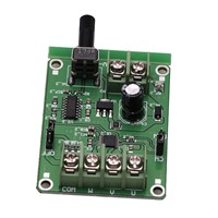 New 5V-12V DC Brushless Driver Board Controller For Hard Drive Motor 3/4 Wire