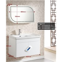 Factory hot sale  home furniture white bathroom vanity   0283-1007